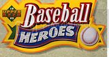 1992 Upper Deck Bench:Morgan Heroes Header Johnny BenchJoe Morgan